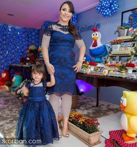 ست لباس مادر و دختری تولد ۲۰۲۰