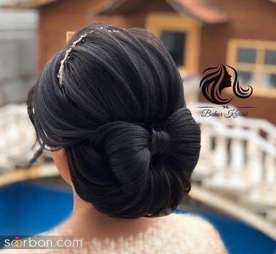 ۲۶ مدل جذاب شینیون مهمانی و تولد ۲۰۲۰ برای خانم های جذاب