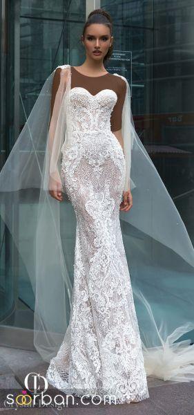 کالکشن لباس عروس ۲۰۲۱ سری اول