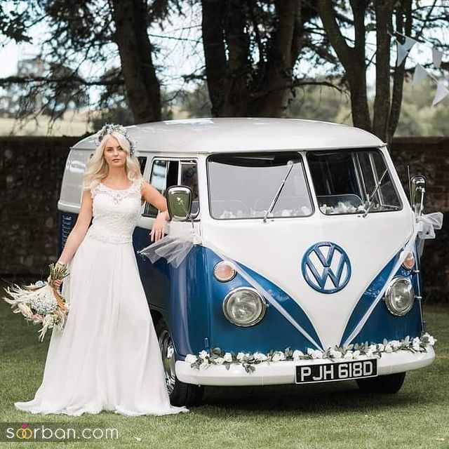 چگونه ماشین عروس را تزیین کنیم؟