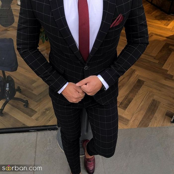 انواع مدل کت شلوار دامادی جدید ۲۰۲۱ رنگ بندی زیبا سال ۱۴۰۰