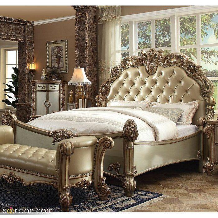 انواع سرویس خواب سلطنتی ۲۰۲۱ مدرن