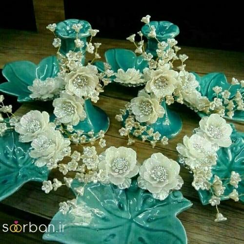 مدل ظرف هفت سین عروس جدید 1