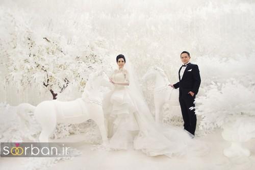 ایده عکس عروسی-5
