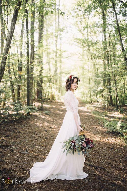 ایده عکس عروسی-16