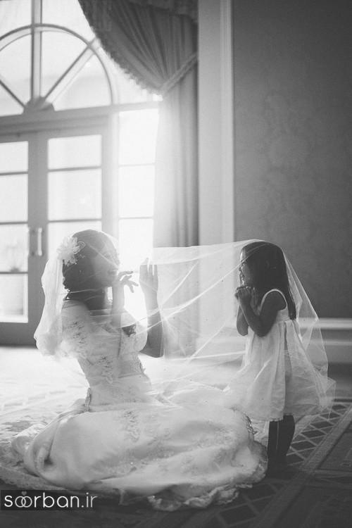 ایده عکس عروسی-27