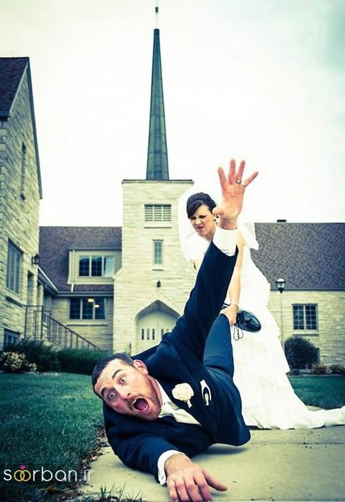 عکس های خلاقانه عروسی-2