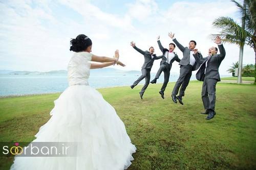 عکس های خلاقانه عروسی-8