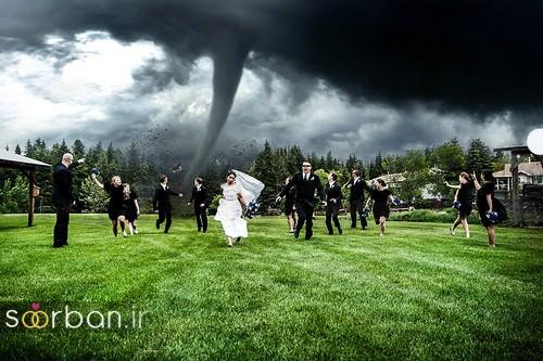 عکس های خلاقانه عروسی-12