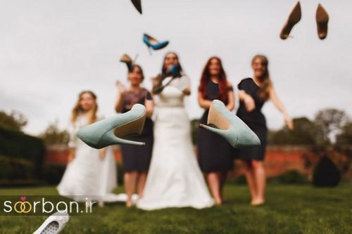 عکس های خلاقانه عروسی-17