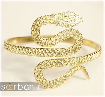 مدل بازوبند طلا عروس جدید-13