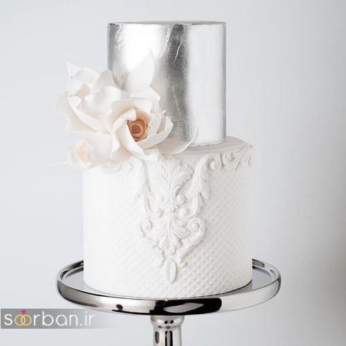 کیک عروسی خاص و درخشان20