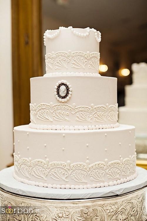 محبوبترین کیک های عروسی10