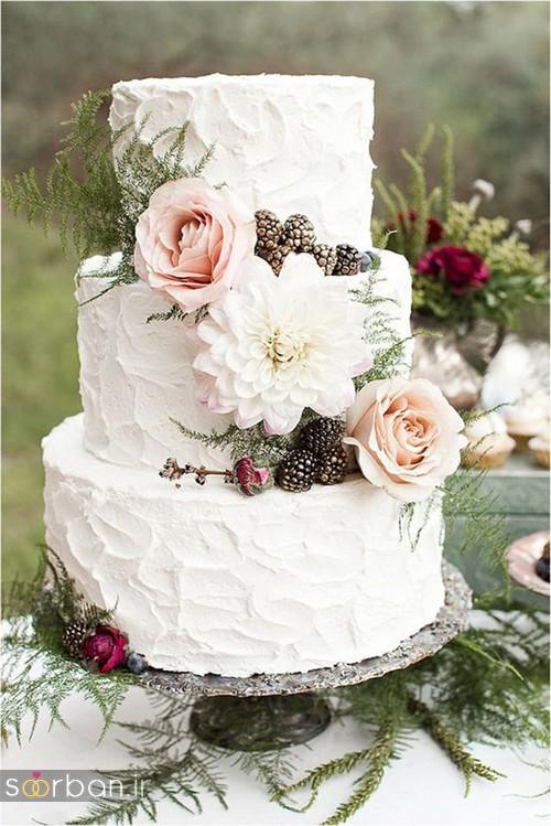 محبوبترین کیک های عروسی11