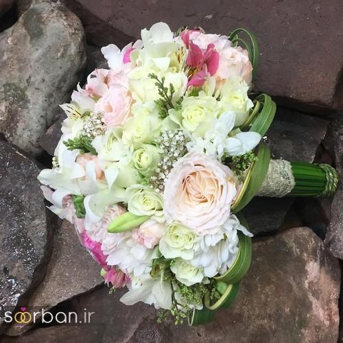 دسته گل عروس جدید ایرانی 98 2019