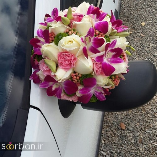 دسته گل عروس و نامزدی زیبا 99 و 2020-12
