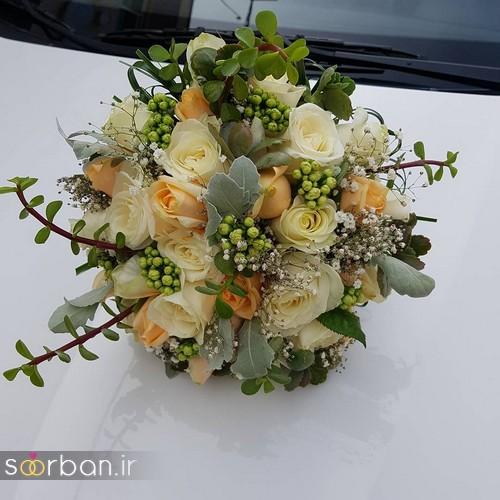دسته گل عروس و نامزدی زیبا 99 و 2020-23