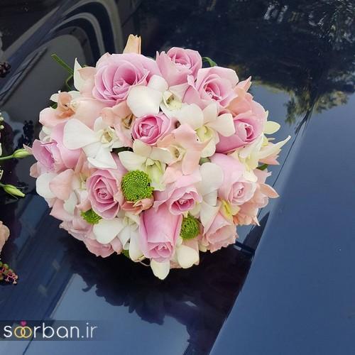 دسته گل عروس و نامزدی زیبا 99 و 2020-24