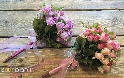 دسته گل عروس و نامزدی زیبا 99 و 2020-10
