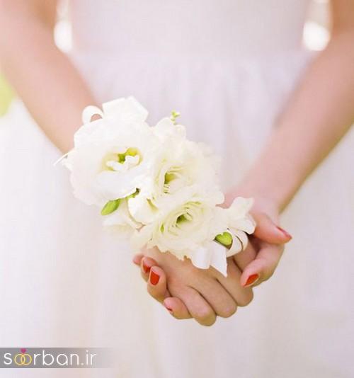 دسته گل حلقه ای دستبندی 12
