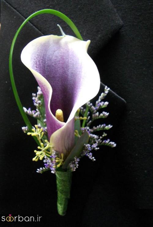 دسته گل عروس شیپوری 2
