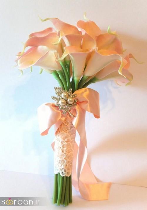 دسته گل عروس شیپوری712