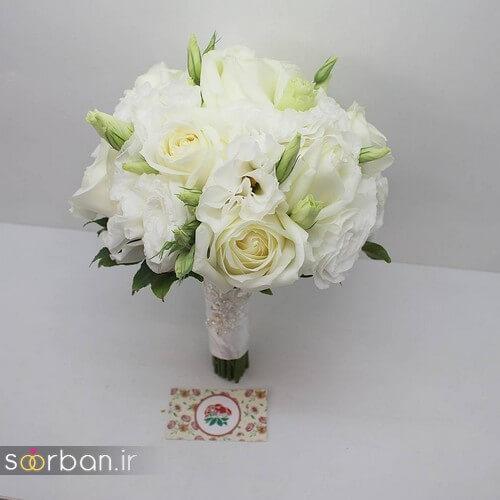 دسته گل عروس ایرانی جدید-8