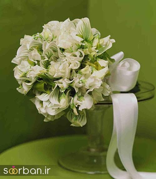 دسته گل عروس ارکیده17