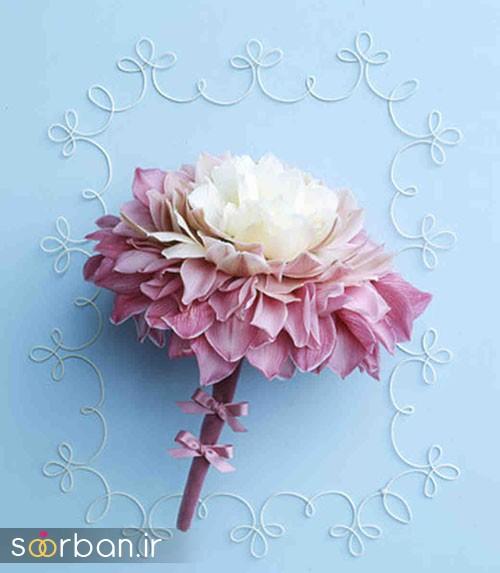 دسته گل عروس ارکیده18