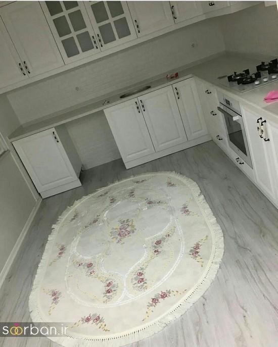 فرش آشپزخانه جهیزیه عروس-1