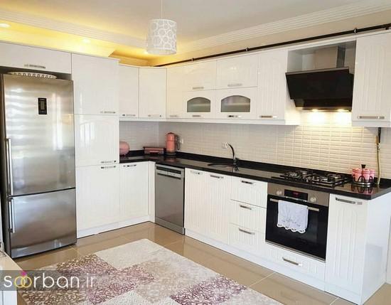 فرش آشپزخانه جهیزیه عروس-04