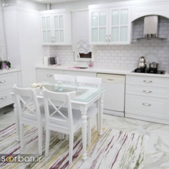 فرش آشپزخانه جهیزیه عروس-07