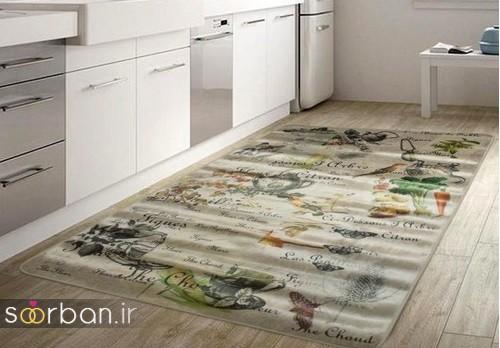 فرش آشپزخانه جهیزیه عروس-13