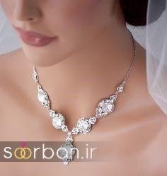 جدیدترین مدل های گردنبند طلا عروس-07
