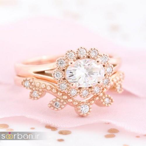 زیباترین حلقه های نامزدی و ازدواج 2018-11