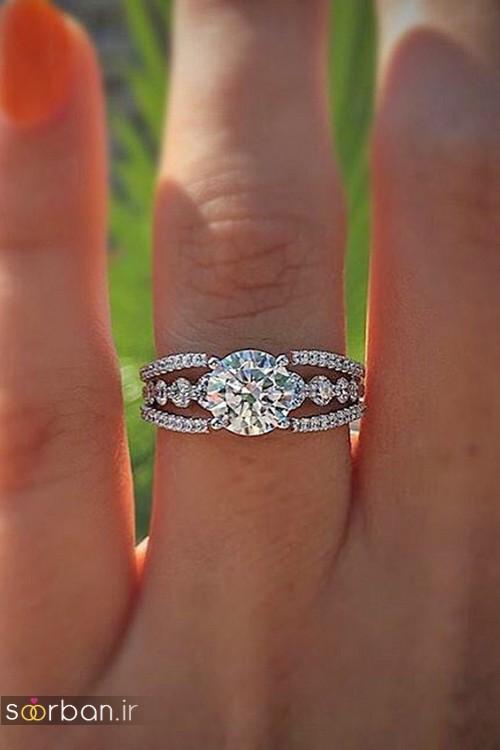حلقه ازدواج معروف و محبوب در میان خانم ها-22
