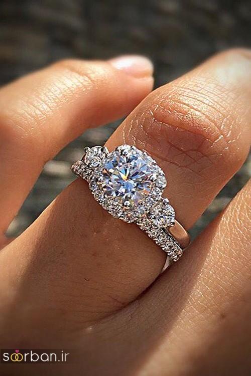 حلقه ازدواج معروف و محبوب در میان خانم ها-23