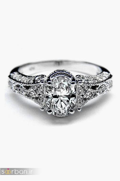 حلقه ازدواج معروف و محبوب در میان خانم ها-26