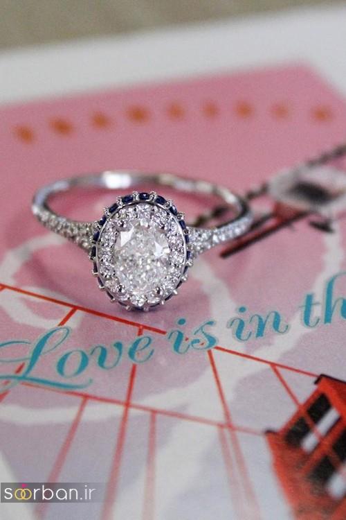 حلقه ازدواج معروف و محبوب در میان خانم ها-27