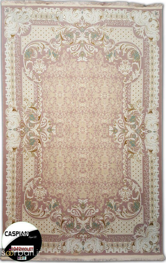 جدیدترین مدل های فرش ترک جهیزیه عروس -11