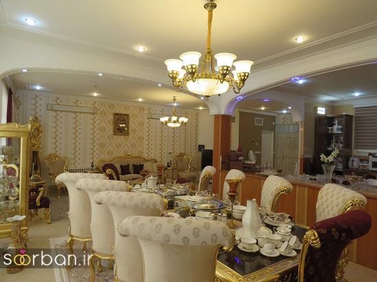 جدیدترین جهیزیه عروس اصفهانی شیک و زیباجدید -5