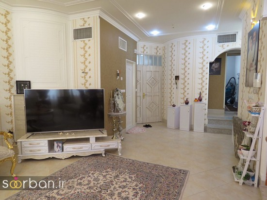 جدیدترین جهیزیه عروس اصفهانی شیک و زیباجدید -07