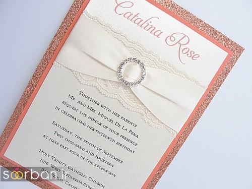 کارت عروسی خارجی زیبا و جدید-18