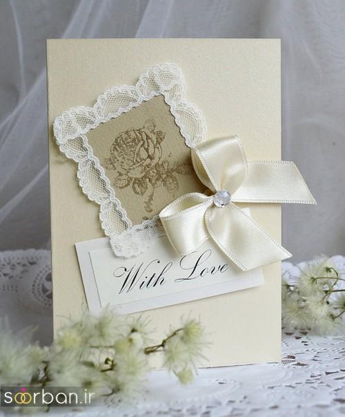 کارت عروسی خارجی زیبا و جدید-21