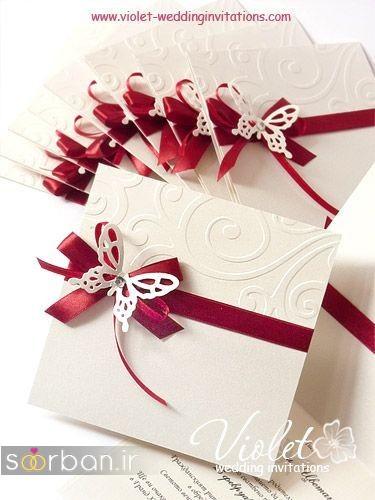 کارت عروسی خلاقانه-1