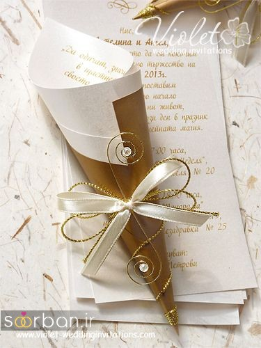 کارت عروسی خلاقانه-04