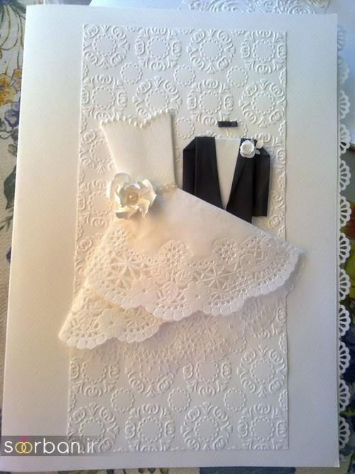 کارت عروسی خلاقانه-5