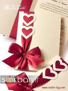 کارت عروسی خلاقانه-16