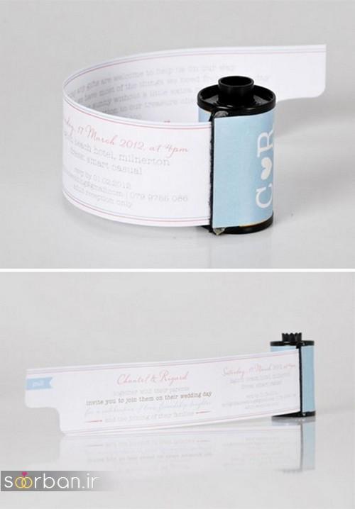 کارت عروسی خلاقانه-18