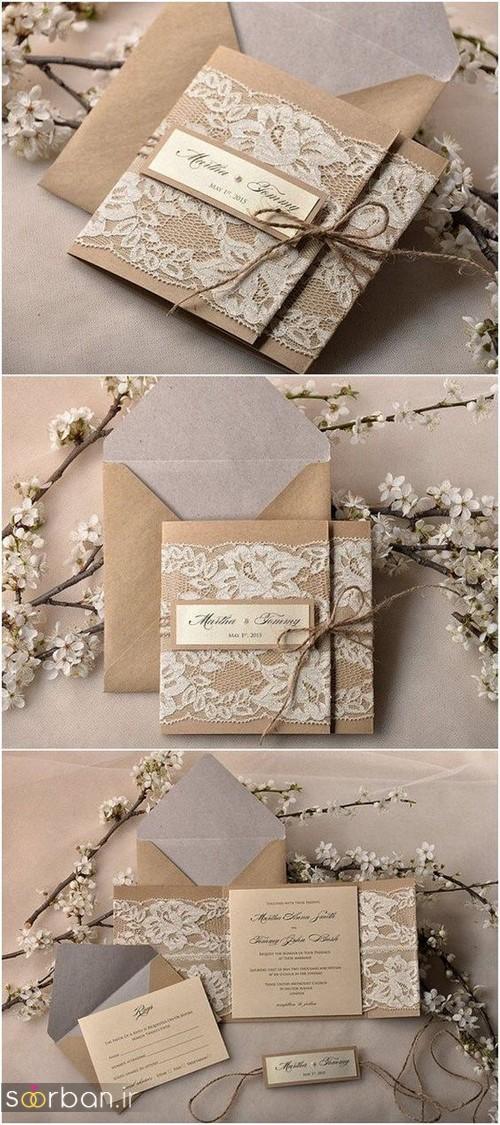 کارت عروسی خاص و شیک-2